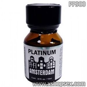 Amsterdam Platinum Poppers 10ml - USA