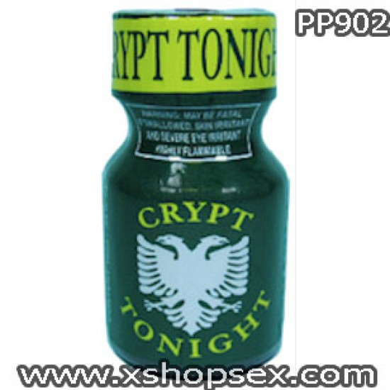 Popper Crypt Tonight Poppers 10ml - USA