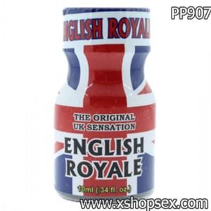 Popper English Royale 10ml - USA