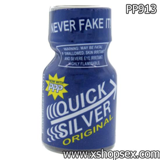 Popper PWD Quick Silver 10ml - USA