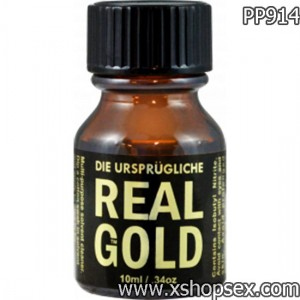 Popper Real Gold 10ml - USA