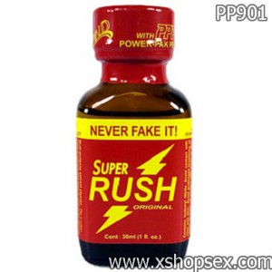 Super Rush Poppers by PWD 10ml - USA