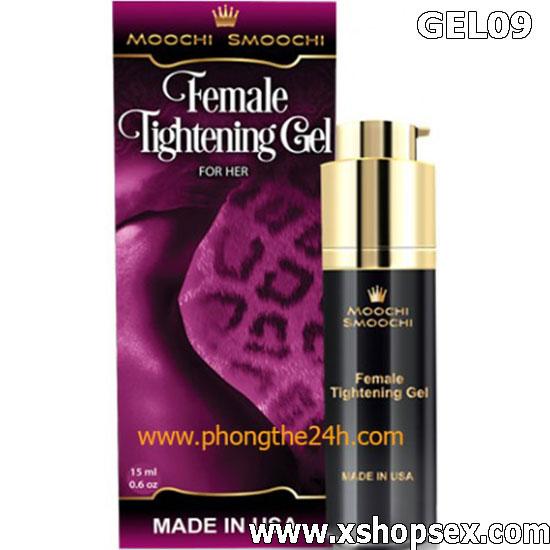 Gel bôi trơn tăng khoái cảm cao cấp Female Tingtening Gel