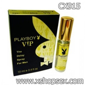 Chai xịt Playboy Vip hiệu quả trong việc chống xuất tinh sớm