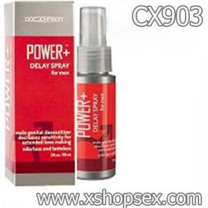 Chai xịt Power Delay Spray giúp chàng lâm trận lâu hơn