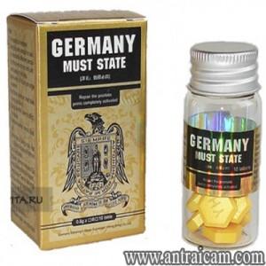 Thuốc tăng cường sinh lý của Đức Germany Must State