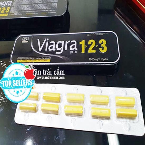 Thuốc viagra 123 làm cho dương vật cương cứng tối đa