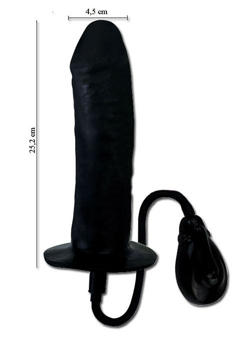 Dương vật giả bơm hơi tự động - đồ chơi tình dục cho nữ